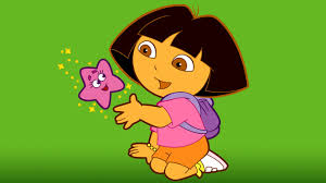 1366 x 768 the second dora wallpaper