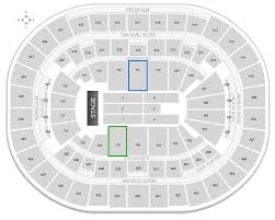 Capital One Arena Concert Seating Chart Interactive Map