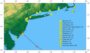 Noaa Tide Charts Nj Jmse Free Full Text Predicting The Storm Surge Threat Of