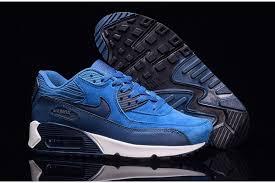 nike air max 90 leather blue women s sneakers 525 750x500 jpg