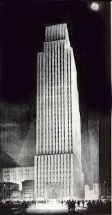 architectural drawings of famous buildings. Plain Drawings One Of Hugh Ferrissu0027 More Famous Architectural Drawings  The NY Daily News  Building For Of Famous Buildings