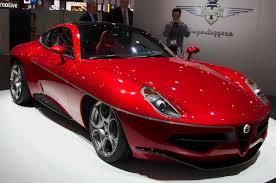 Alfa Romeo Disco Volante by Touring - Wikipedia