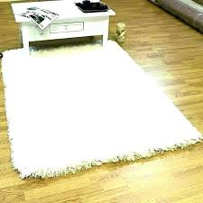 large off white area rugs giant fur rug big classy soft for