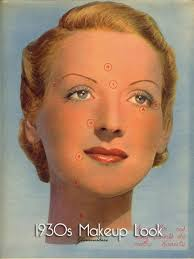 1930s makeup style6
