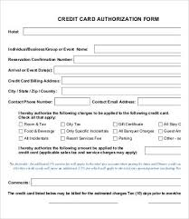 Credit Card On File Form Templates Order Form With Credit Card Template Magdalene Project Org