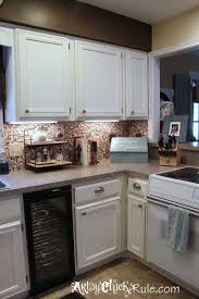 kitchen cabinet makeover annie sloan chalk paint artsy rule scheme from should i paint my