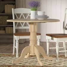 Drop Leaf Kitchen Table Chairs Drop Leaf Dining Tables Youll Love Wayfair