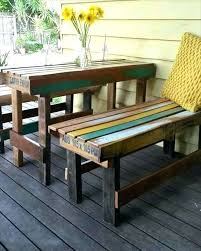 pallet furniture patio. Diy Patio Furniture Out Of Pallets Pallet Garden Table Recycled Outdoor Sitting .
