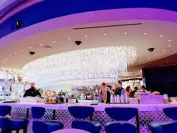 chandelier lounge las vegas the
