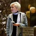 Trump Mocks Mika Brzezinski; Says She Was 'Bleeding Badly From a Face-Lift'
