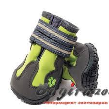 <b>Triol</b> (<b>Триол</b>) <b>Ботинки для</b> собак, зеленые,купить по цене 1 ...