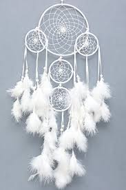 Beautiful Dream Catcher Images Classy Vyne White Beautiful Dream Catcher Wall Hanging Attract Positive