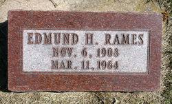 Edmund H. Rames (1908 - 1964) - Genealogy