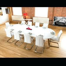 dining room table set for 10. oval extending dining table seats 10 room . set for