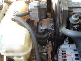 try fixing stuff ourselves we can do it together pontiac 2 4 reservoir and upper motor mount water pump and coolant manifold