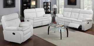 full size of white leather sofa and modern soft chair plus glassy clear oval table dark