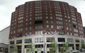 google head office pictures. google head office in manhattan. new york city.new york. united states of office. pictures