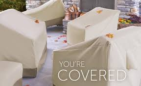 do you know which outdoor furniture covers you need