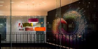 adobe office. delighful adobe adobe chooses k2 space for london office redesign to office