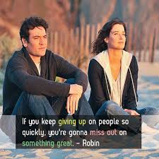 Himym Quotes Enchanting Unbelievably Realistic Real Life Quotes From HIMYM Slide 48 Ifairer