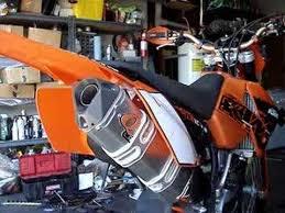 CRD Full on <b>KTM 250 XCF</b>-<b>W</b> / EXC-F exhaust comparison - YouTube