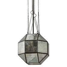 mercury glass pendant. Bellacor Featured Item 1457579 Mercury Glass Pendant
