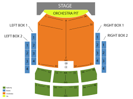 Peoria Civic Center Theatre Seating Chart And Tickets