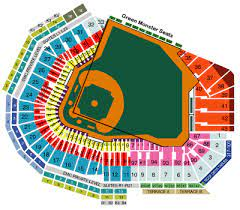fenway park seating s boston s