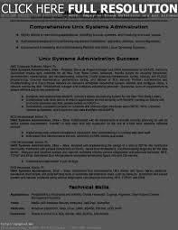 Linux Server Administrator Resume | Resume Central