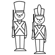Soldier Coloring Pages Printables Online