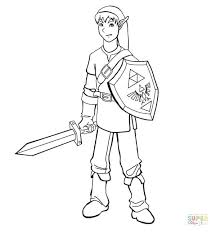 Zelda Coloring Pages Luxury Coloring Pages Legend Of Zelda Breath Of