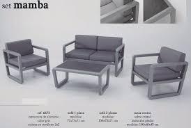 mamba sofa set