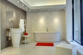 image of track lighting bathroom ideas