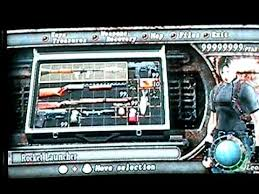 resident evil 4 wii cheats unlimited ammo code