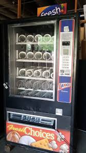Lance Vending Machine Model 2038 Enchanting Usi Snack Machine Takes And Coins For Sale In Spartanburg SC