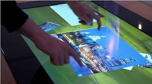Micrsoft Table Microsoft Surface Renamed Pixelsense As Table Becomes Tablet Cnet