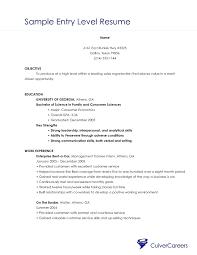 Amazing Salesperson Resume Skills Photos Entry Level Resume