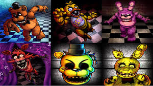 five nights at freddys wallpapers 81