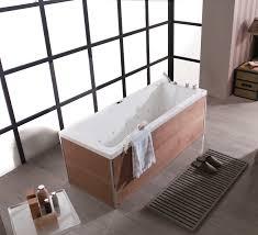 Japanese Bathrooms Design Mesmerizing Japanese Style Bathroom Design Featuring White Bathtub