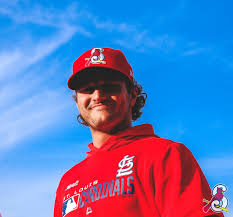 Hey Austin Warner, smile if you just... - Springfield Cardinals | Facebook