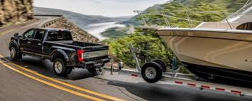 2019 ford super duty towing and payload capacities