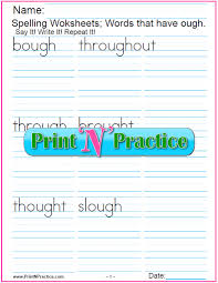 Phonics worksheets for kids including short vowel sounds and long vowel sounds for preschool and kindergarden. 44 Phonics Worksheets Practice Phonics Words Copywork