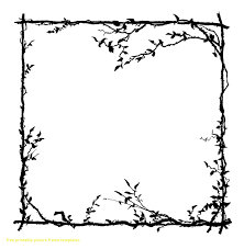 printable frame templates free printable picture frame templates 1ru info