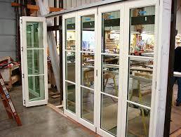 exterior accordion doors. Exterior Door Bi Fold 7 Northstar Woodworks Accordion Doors For . Folding Glass Slisportscom