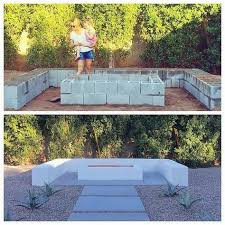 diy fire pit cinder blocks 15 outstanding cinder block fire pit design ideas for outdoor