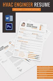 Hvac Resume Template Extraordinary HVAC Resume Template 44 Free Word Excel PDF Format Download