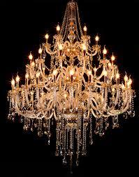 amazing large chandelier lighting extra large chandelier crystal lighting item zg0001 42