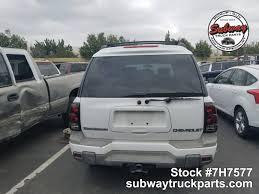 Used 2003 Chevrolet Trailblazer 4.2L 4x4 Parts Sacramento