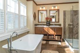 Atlantic Homes, Claysburg, Pennsylvania, Radiant Spa Bath