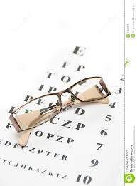 Test Eye Chart Stock Photo Image Of Doctor Examination